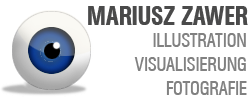 illustrationen fotografie visualisierungsstudio Logo